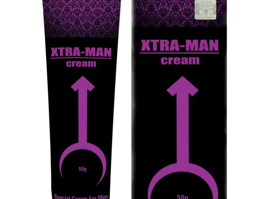 लिंग वर्धक एक्स्ट्रा मैन क्रीम