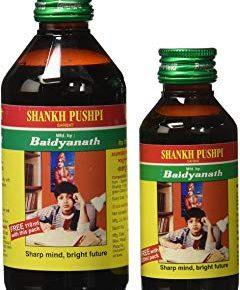baidyanath shankhpushpi syrup